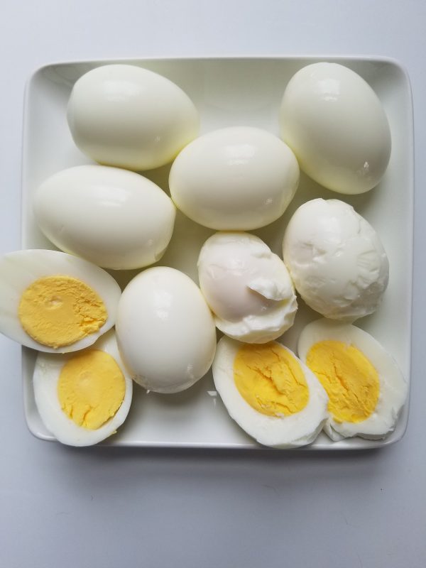 how to cook boiled eggs easy to peel